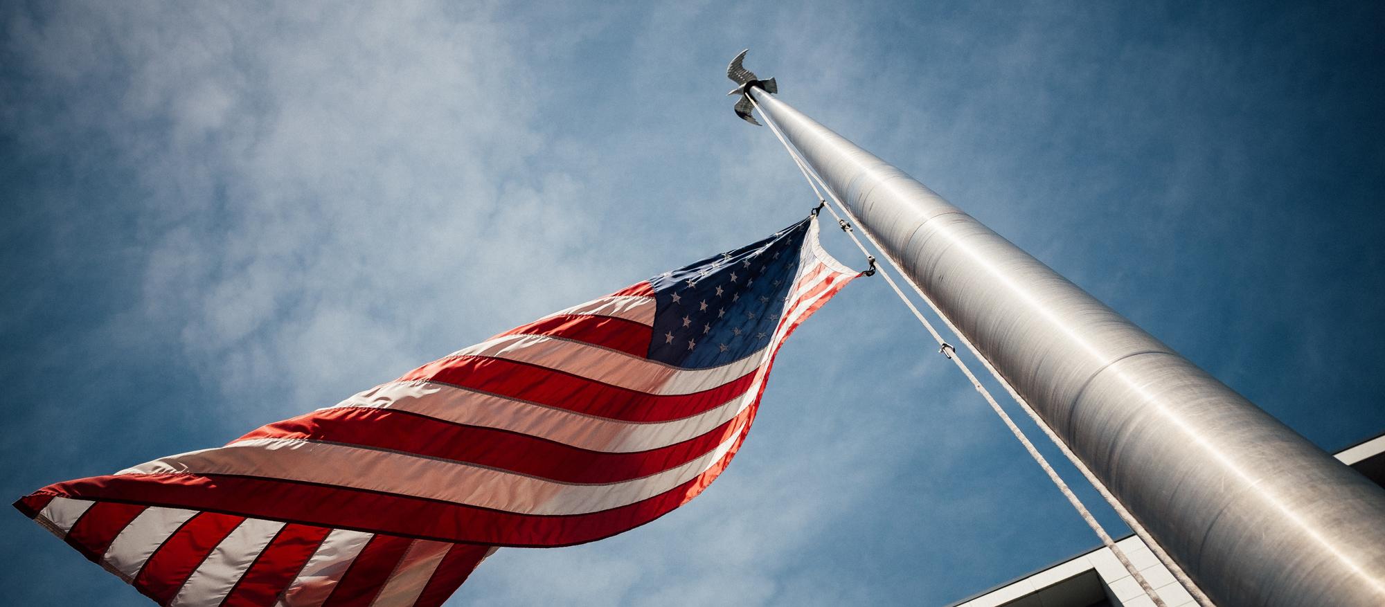 Rugui Brighs US Flag